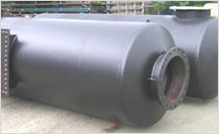 Catalytic Muffler Silencer