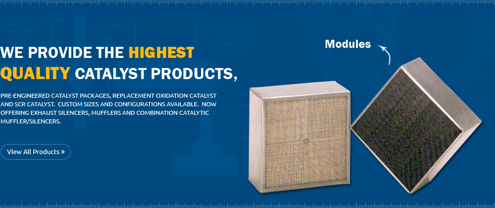 Catalyst Products Modules